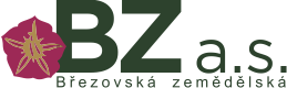 Březovská zemědělská, a.s. Logo